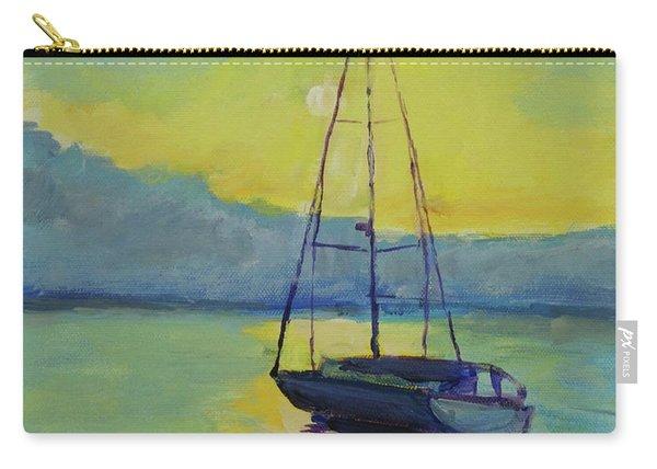 Long-awaited Sunrise Carry-all Pouch