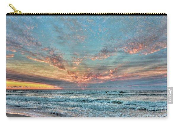 Long Beach Island Sunrise Carry-all Pouch