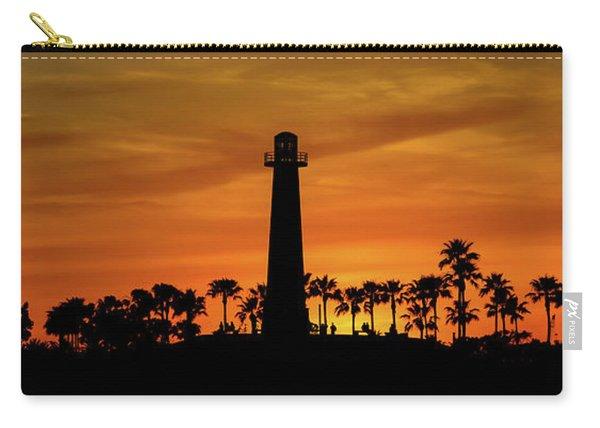 Long Beach Lighthouse Carry-all Pouch
