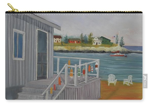 Long Cove View Carry-all Pouch