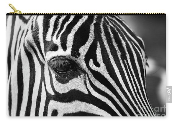 Long Eyelashes Carry-all Pouch
