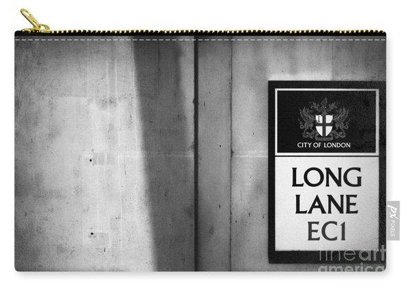Long Lane Ec1 Carry-all Pouch