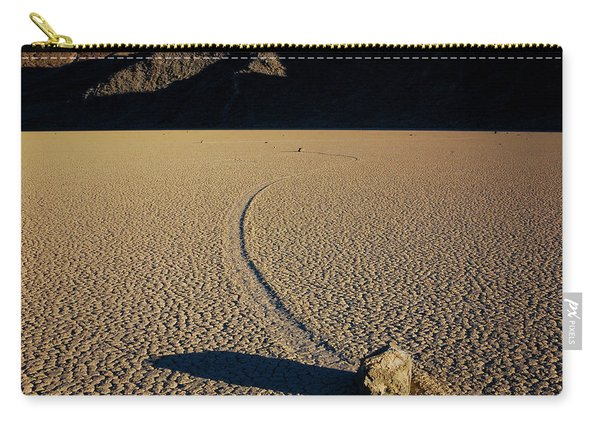 Long Tracks Carry-all Pouch