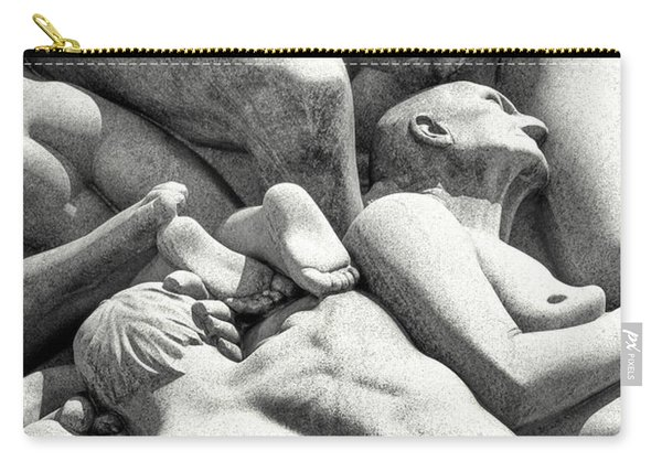 Longing And Yearning Carry-all Pouch