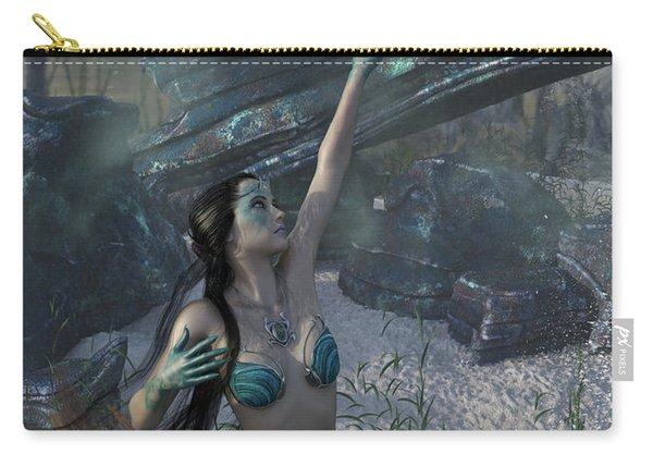 Longing For Land Carry-all Pouch
