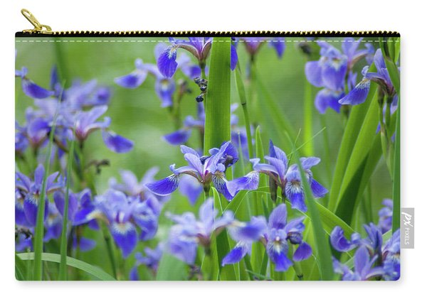 Longwood Garden Flowers Up Close Carry-all Pouch