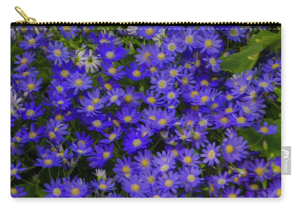 Longwood Hybrid Cineraria Carry-all Pouch