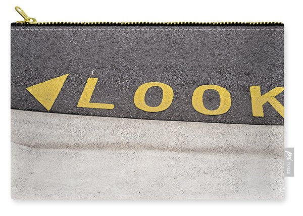 Look - Canberra - Australia Carry-all Pouch