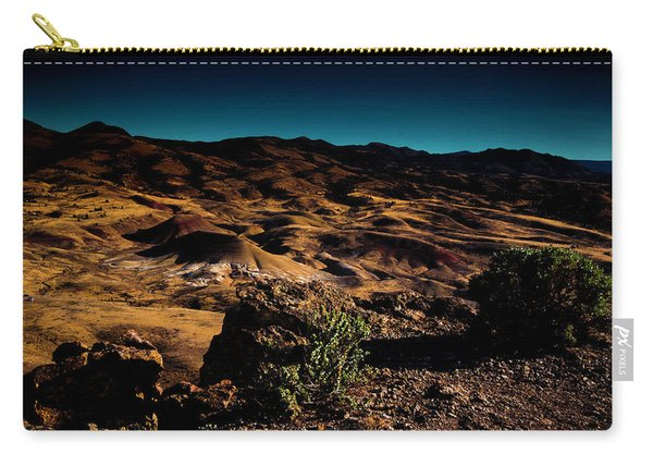 Looking Across The Hills Carry-all Pouch