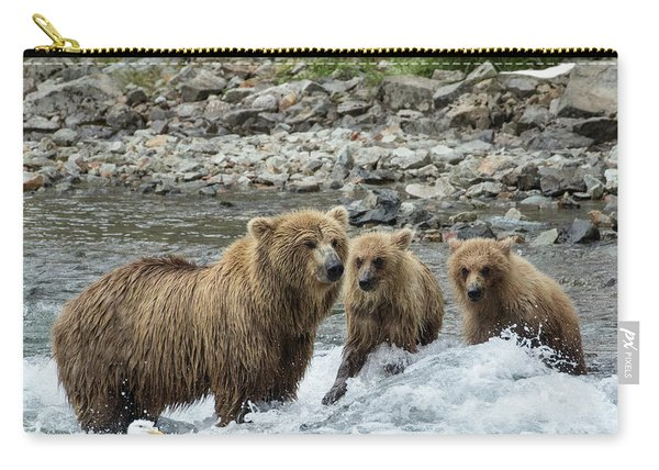 Looking For Sockeye Salmon Carry-all Pouch