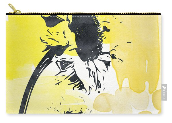 Looking Forward- Art By Linda Woods Carry-all Pouch