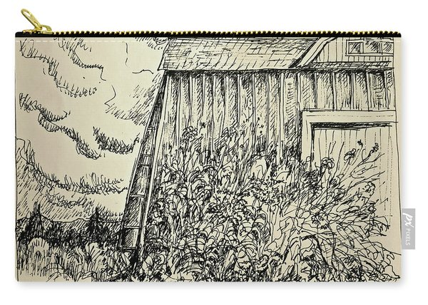 Looming Barn Carry-all Pouch