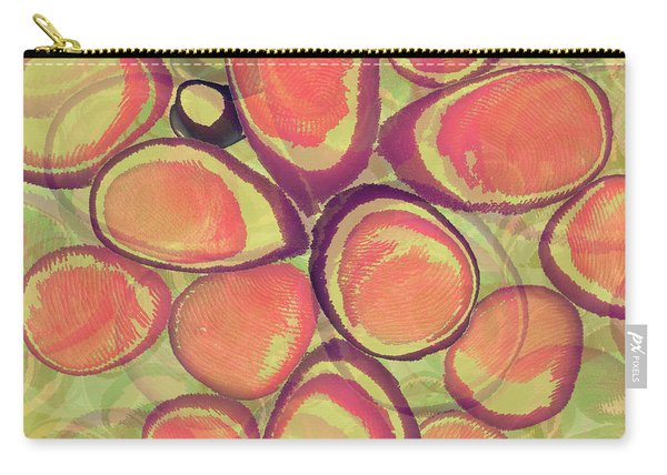 Loopy Dots #13 Carry-all Pouch