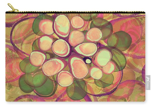 Loopy Dots #21 Carry-all Pouch