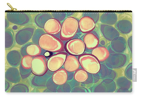 Loopy Dots #5 Carry-all Pouch