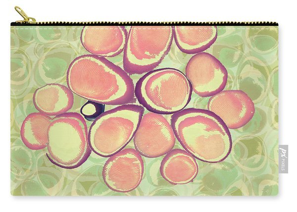 Loopy Dots #6 Carry-all Pouch