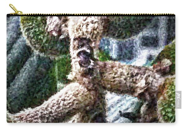 Loquat Man Photo Carry-all Pouch