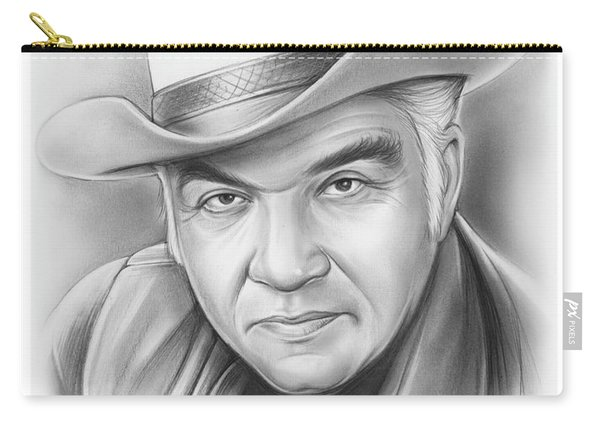 Lorne Greene Carry-all Pouch