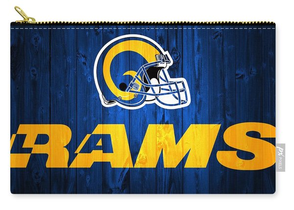 Los Angeles Rams Barn Door Carry-all Pouch