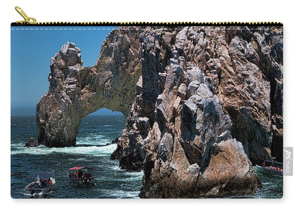 Los Arcos In Baja California Mexico Carry-all Pouch
