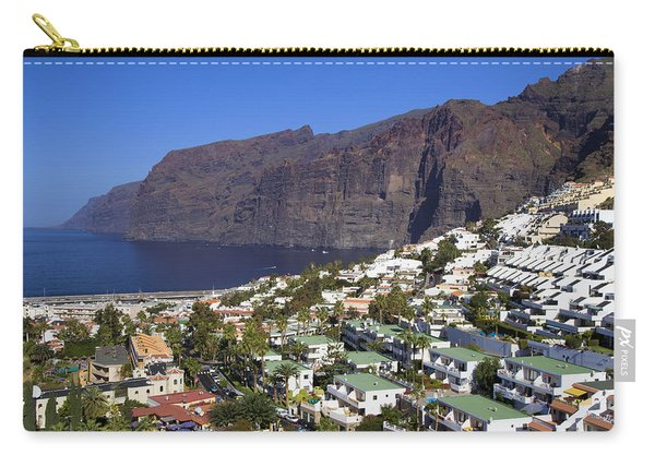 Los Gigantes In Tenerife Carry-all Pouch