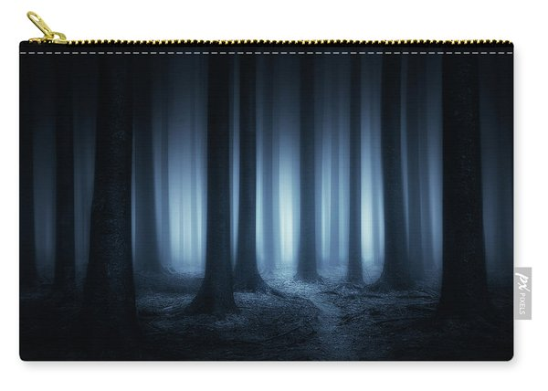 Lost In The Forest Carry-all Pouch