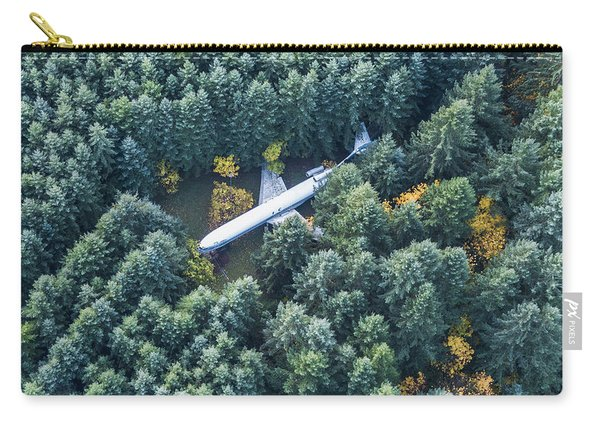 Lost In The Wild Carry-all Pouch