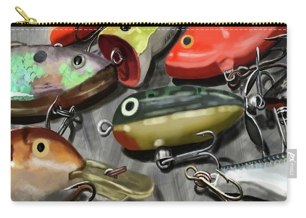 Lost Lures Carry-all Pouch