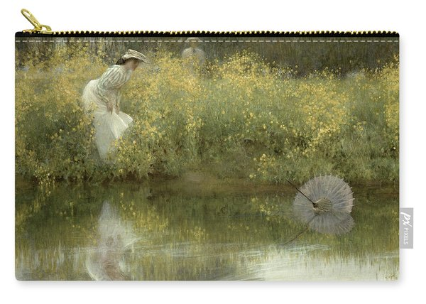 Lost Parasol Carry-all Pouch