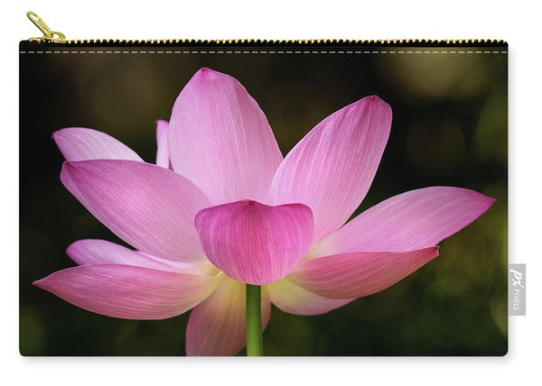 Lotus At The National Zoo Carry-all Pouch