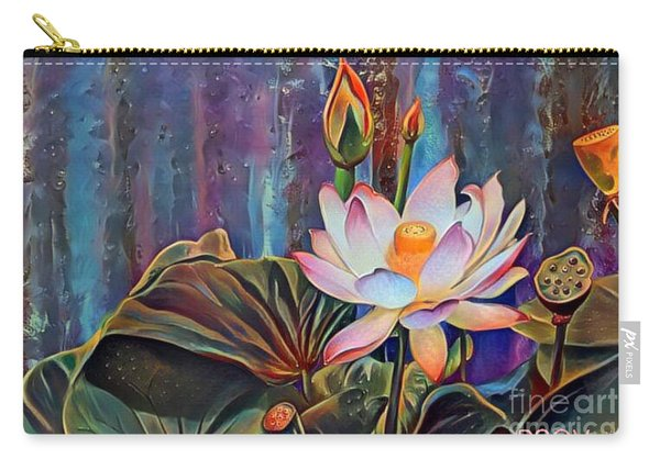 Lotus Dream 2 Carry-all Pouch