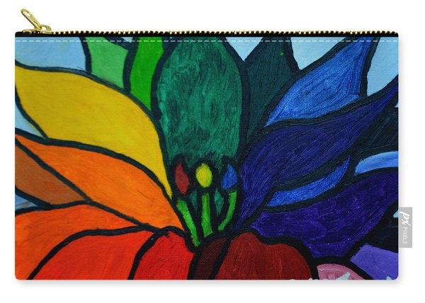 Lotus Flower 1 Carry-all Pouch