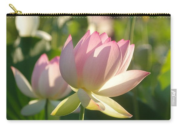 Lotus Flower 2 Carry-all Pouch