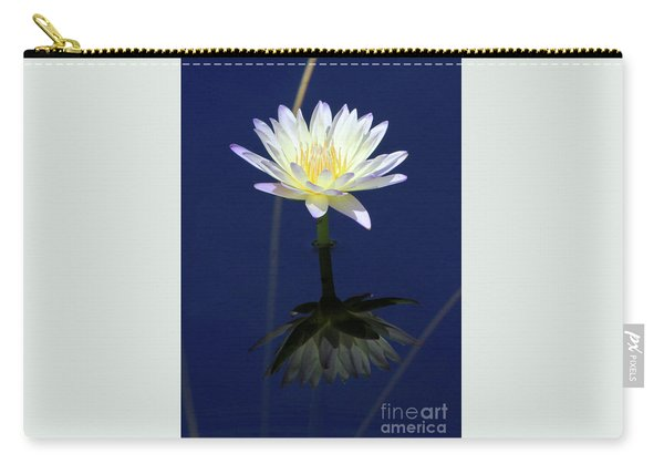 Lotus Reflection Carry-all Pouch