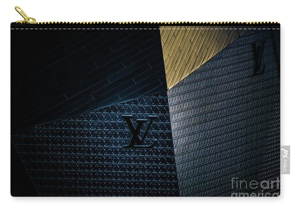 Louis Vuitton At City Center Las Vegas Carry-all Pouch