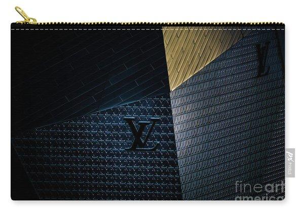 Louis Vuitton At City Center Las Vegas Carry-all Pouch
