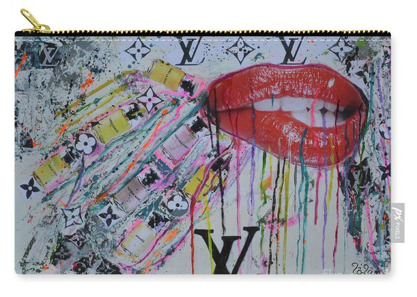 Louis Vuitton The Magnificent Seven 3 Carry-all Pouch