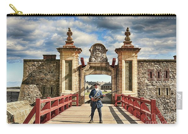 Louisbourg Fortress, Nova Scotia Carry-all Pouch