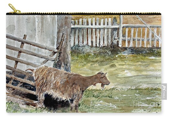Louisbourg Resident Carry-all Pouch