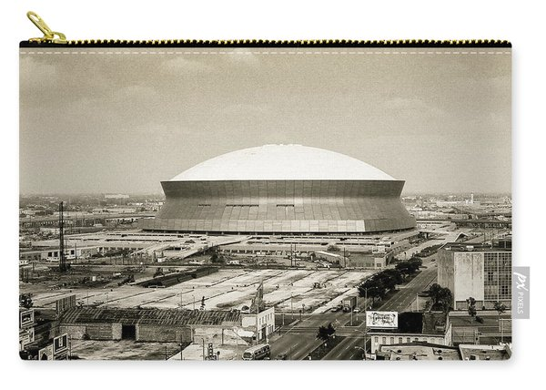Louisiana Superdome Carry-all Pouch