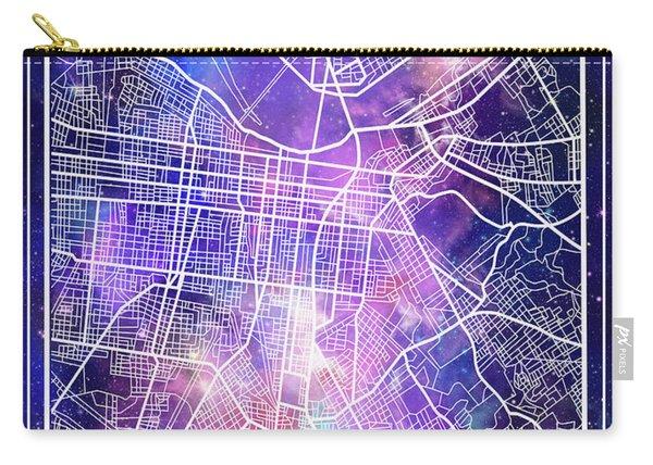 Louisville Kentucky City Map 8 Carry-all Pouch