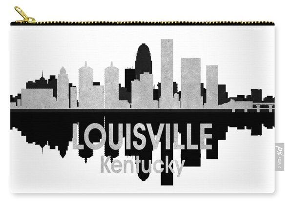 Louisville Ky 4 Squared Carry-all Pouch