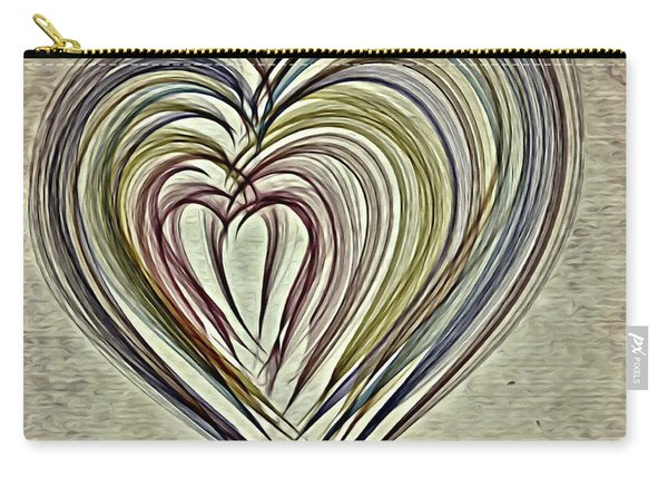Love, Always Carry-all Pouch