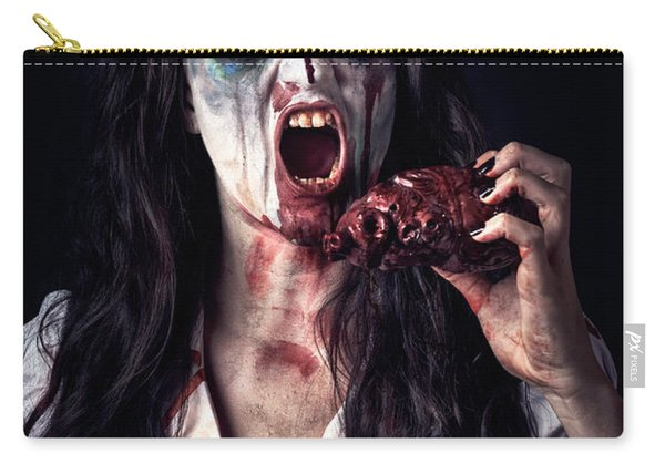 Love At First Bite Carry-all Pouch