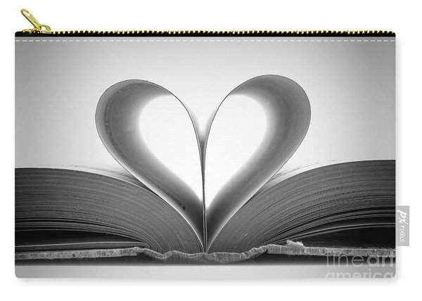 Love Book Carry-all Pouch
