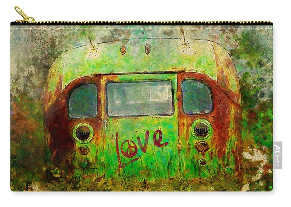Love Bus Carry-all Pouch