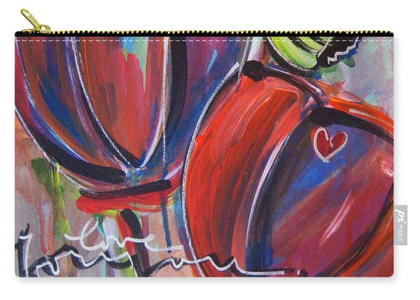 Love For You No.3 Carry-all Pouch