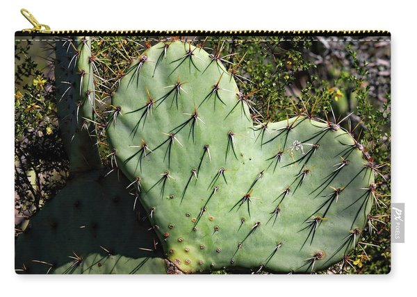 Love In The Desert Carry-all Pouch
