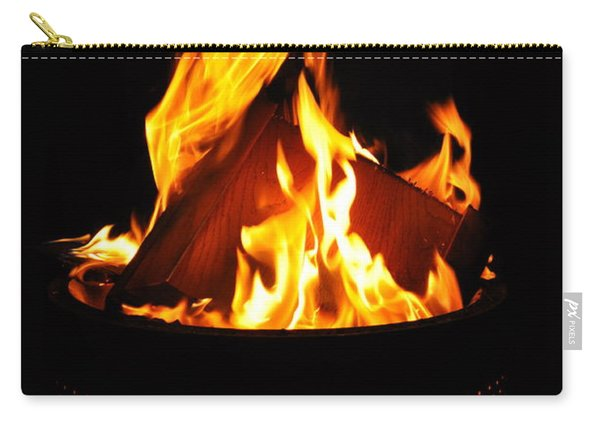 Love Of Fire Carry-all Pouch