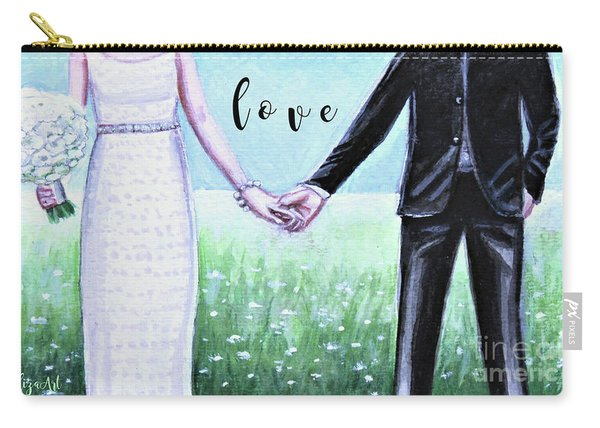 Love Together Carry-all Pouch